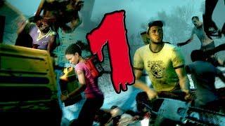 Left 4 Dead 2 Ещё есть что доказать 1 ВЫ СВИХНУЛИСЬ