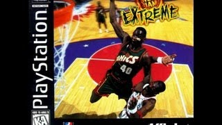 NBA Jam Extreme - Rockets Vs Clippers