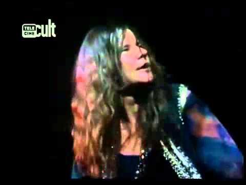 Janis Joplin - Woodstock Festival Dance (1969)