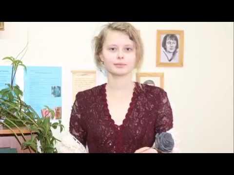 Изображение предпросмотра прочтения – АннаКрайнова читает произведение «В ресторане» А.А.Блока