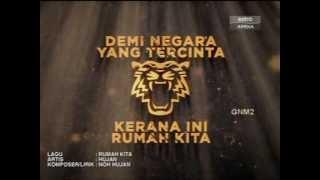 Lagu Rumah Kita - Hujan ( 2012 )