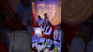 Невеста поёт жениху. 11.08.2018