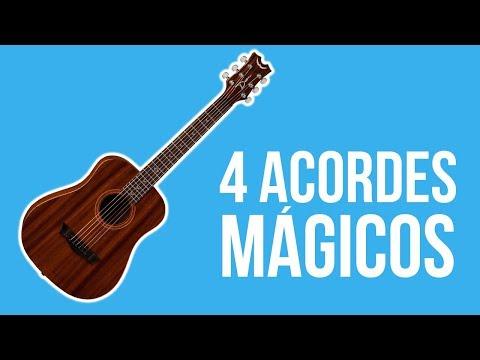 4 ACORDES MÁGICOS | 10QualquerCoisa