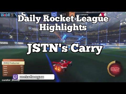 Daily Rocket League Highlights: JSTN's Carry thumbnail