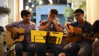 tree of life cafe - acoustic music Về đây nghe em