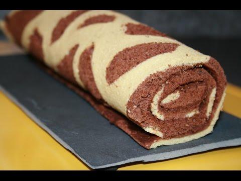 gâteau-roulé-girafe-au-nutella-facile