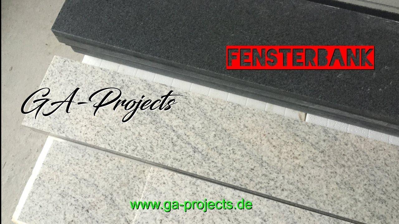 Hausbau: Fensterbank #16 Baublog - YouTube