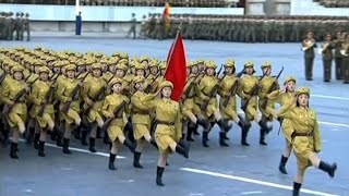 N. Korea capital kicks off military extravaganza