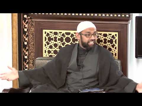 [part 4] False Expectations - Sheikh Jaffer H. Jaffer - 22nd Dhul Hijjah 1438
