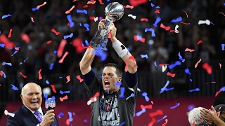 Our 'NFL Monday QB' analysts discuss the Patriots 34-28 overtime victory over the Falcons in Super Bowl 51.