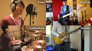 Boston More Than A Feeling Collaboration Full Band Cover