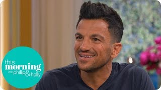 Peter Andre Cannot Get His Son to Stop Playing Fortnite | This Morning