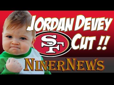 49ers release Jordan Devey & More, Time to Celebrate - NinerNews