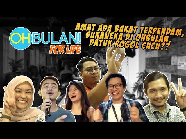[OB FOR LIFE] Amat Ada Bakat Terpendam?, Sukaneka Di OhBulan, Datuk Rogol Cucu?