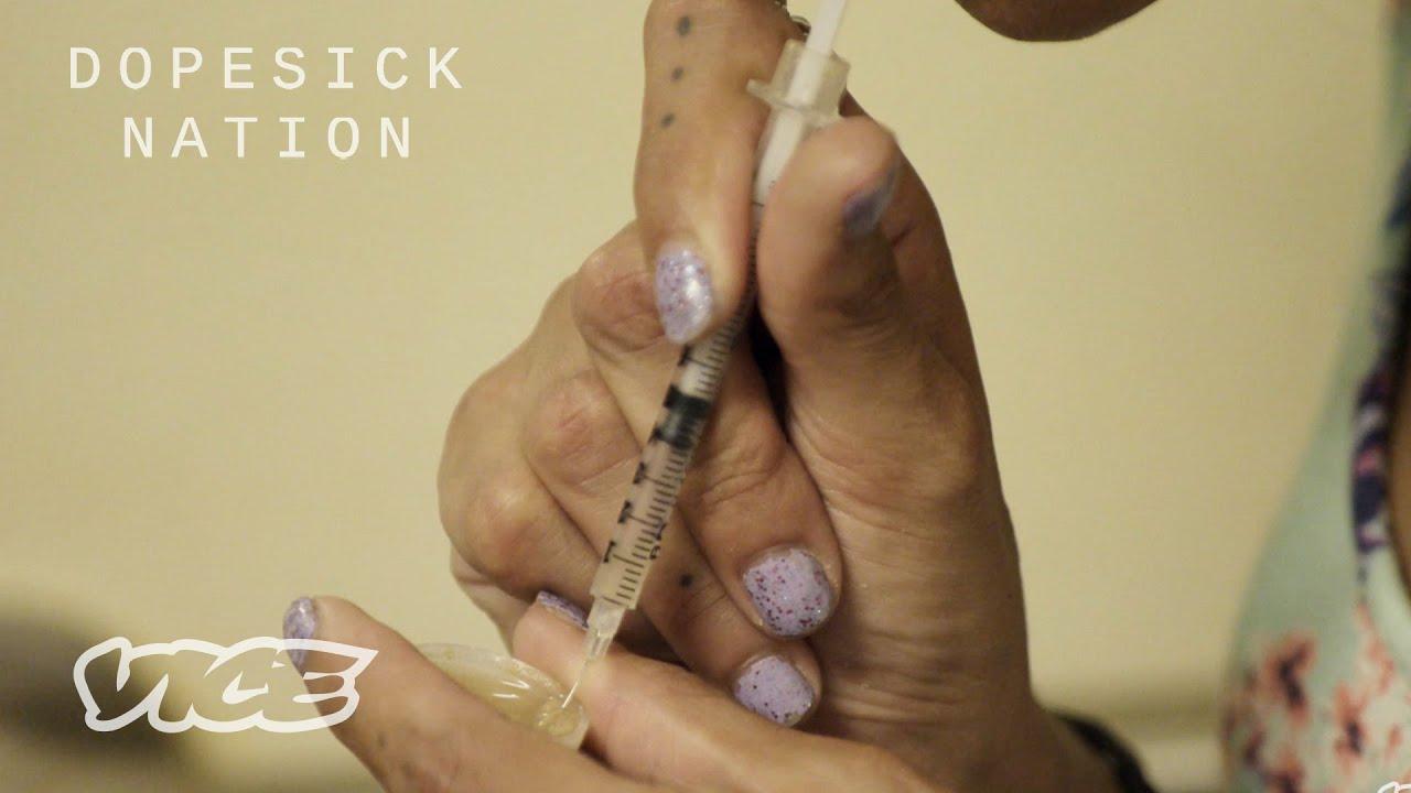 Addicted While Homeless  | Dopesick Nation