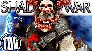 MORDOR'S NEMESIS CHAMPION ARRIVES   Middle Earth: Shadow of War Gameplay
