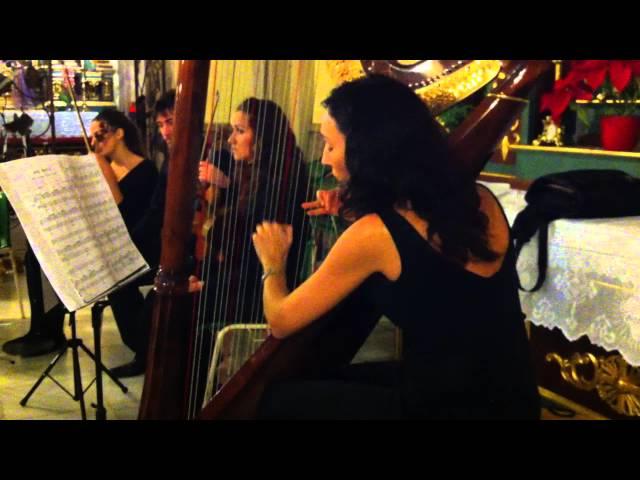 ARPA Y VIOLIN Ave Maria - Gounod Murcia, Granada, Sevilla, Alicante Musical MastiaAlmeria.MOV