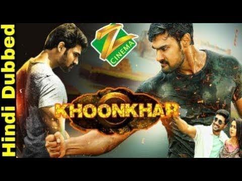 Khoonkhar Dubbed Hindi Hd Movie 2018 Ll South Action