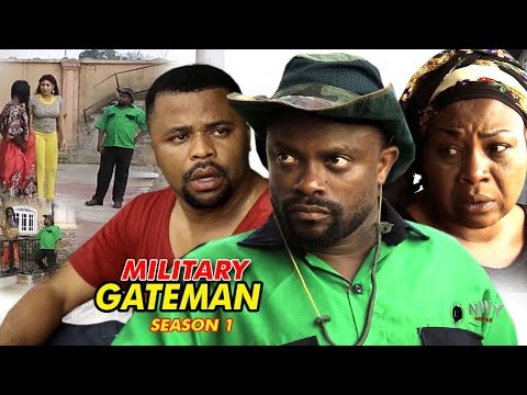 Military Gateman Season 1 - (2018) Latest Nigerian Nollywood Movie Full HD thumbnail
