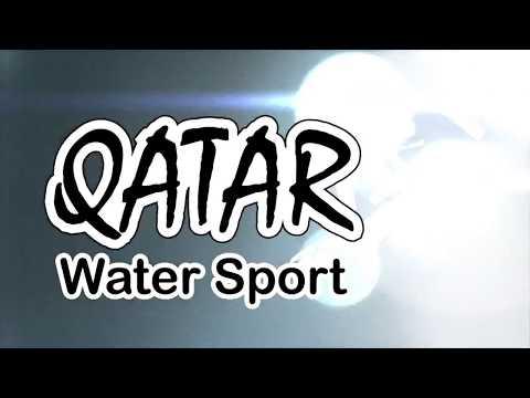 Qatar Water Sport Sunset Session / Wakeboard / Doha, Qatar / September 2017 /