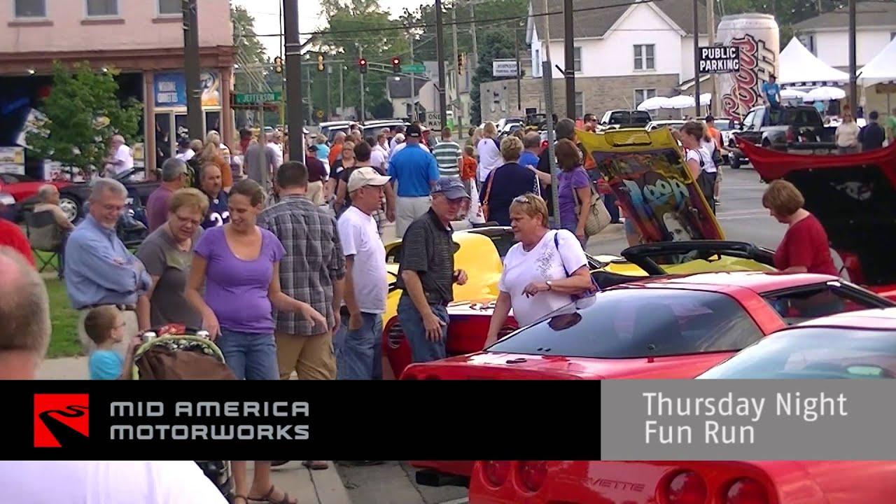 Mid America Motorworks >> Highlights Of Corvette Funfest At Mid America Motorworks Youtube