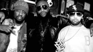 Rick Ross Ft Wale, Meek Mill - Pandemonium Instrumental
