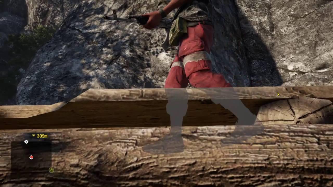 Far Cry 4 Kukri Training Youtube