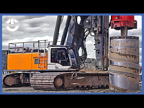 World's Biggest & Most Powerful Mobile Drilling Rigs You Need To See