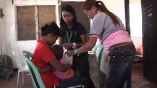 Philippines: Health care for the hardest to reach children