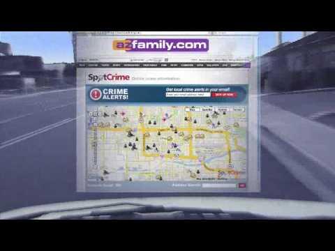 AZfamily SpotCrime Promo
