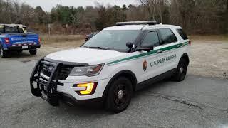 National Park Service 2018 Ford PIU