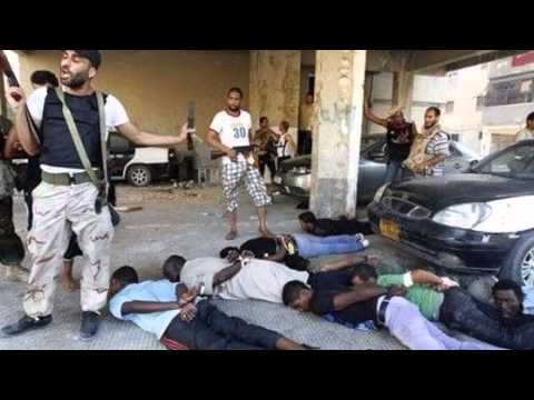 Libya: Race, Empire, and the Invention of Humanitarian Emergency