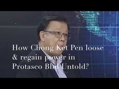 Chong Ket Pen 25 June 2012 Promoted or Demoted at Protasco? Truth uncovered.