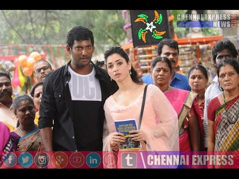 Kaththi Sandai Tamil Full Movie |Vishal |...