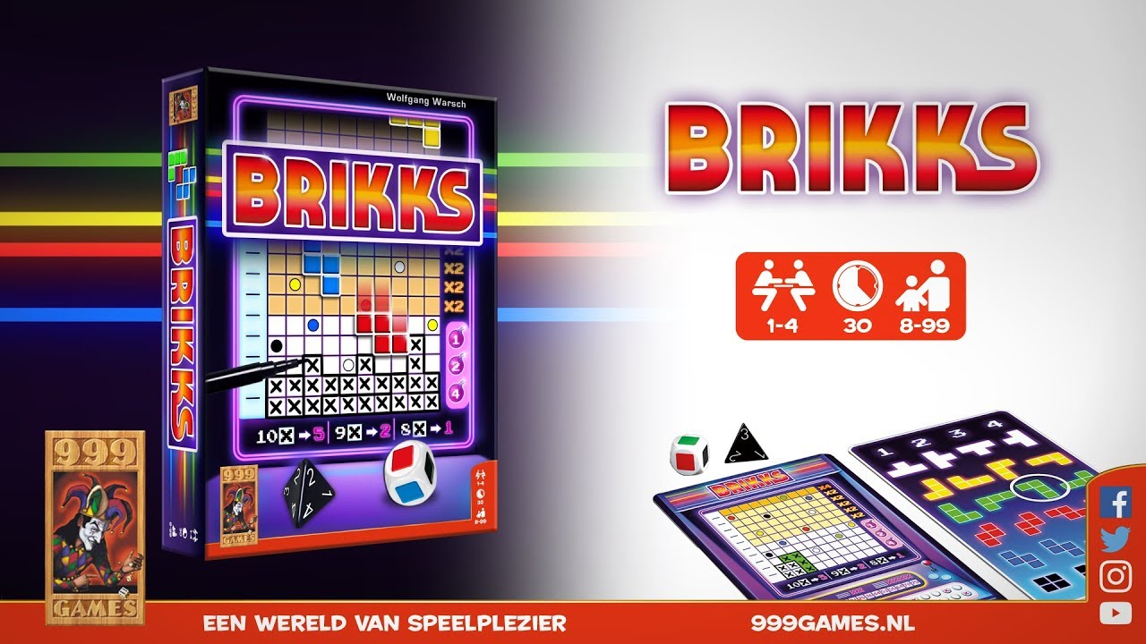 999 Games Brikks Trailer 999 Games