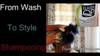 139 * Natural Hair Care : Wash To Style - Shampooing