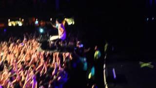 Josh Dun Crowd Surfing Drum Solo