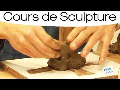 Utiliser la technique de boulette en sculpture youtube - Pate a bois comment l utiliser ...