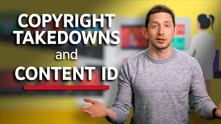 Copyright takedowns overview