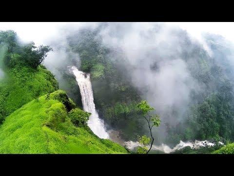 Kune Waterfalls, Lonavala, Khandala, Maharashtra