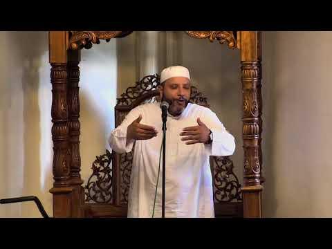 الشيخ محمد موسى اكرام النبي لاقاربه