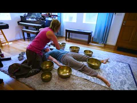 Sound Has Power - Sound Meditation with Lynda Arnold