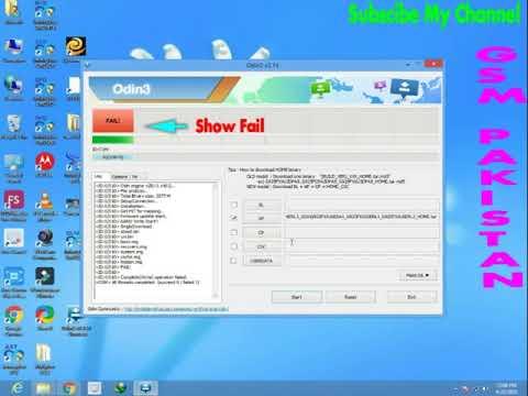 SM G925F Hiddin File Fail