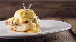Яйца Бенедикт || FOOD TV Простой и Быстрый Рецепт