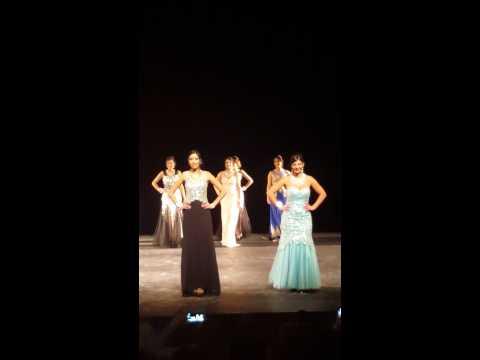 Défilé Comité Miss Maghreb Marseille