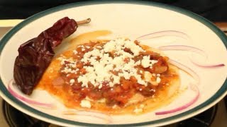 Authentic Huevos Rancheros Recipe - Mexican Eggs With Ranchero Sauce