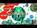 Agario FFA Solo - Game Over