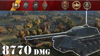 World of Tanks / AMX CDC .. 8770 Dmg