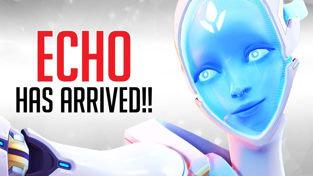 Download Overwatch: NEW Hero Echo Gameplay - All Abilities Breakdown