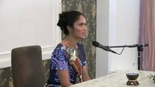 Miss Tourism Tonga Michelle Motuliki Interview - Miss Heilala Pageant 2016